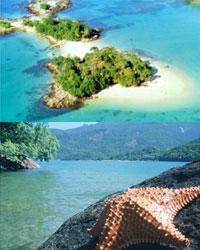 Foto: Angra dos Reis com Ilha Grande