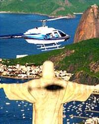 Foto: Passeio de Helicoptero - Roteiro I