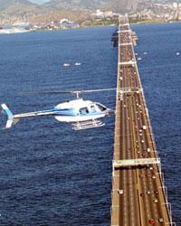Foto: Passeio de Helicoptero - Roteiro II