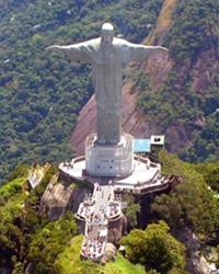 Foto: Corcovado e Floresta da Tijuca